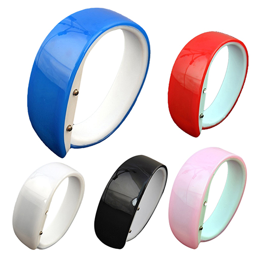 3d0db5ec43c 2018 New Design Outdoors Watch Women Fashion Bracelet Children Wristwatch  Waterproof LED Digital Touch Watches Clock feminino
